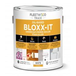 FLEETWOOD Bloxx-It Oil Based Primer 1lt WHITE | 71983
