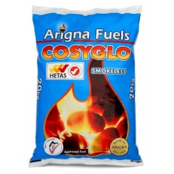 Cosyglo/Fire Heat Smokeless Coal 20kg | 370293