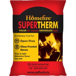 SUPERTHERM Smokeless Fuel 40kg | 370318