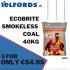 ECOBRITE Smokeless Coal 40kg 3 for €54.95 | 415311