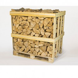 Oak Kiln Dried 1M3 Logs Crate | 424500