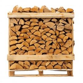 Birch Kiln Dried Logs Crate   424503