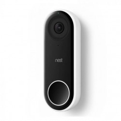 GOOGLE Nest Hello Video Doorbell | NC5100GB