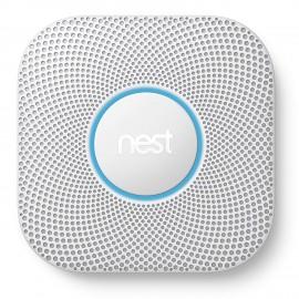 GOOGLE Nest Protect Smoke & Carbon Monoxide Wireless Alarm 2nd Gen WHITE   S3000BWGB