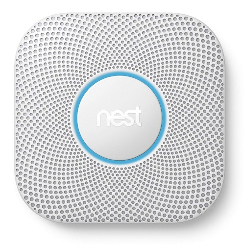 GOOGLE Nest Protect Smoke & Carbon Monoxide Wireless Alarm 2nd Gen WHITE | S3000BWGB