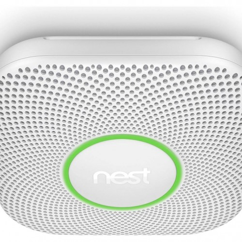 GOOGLE Nest Protect 2nd Generation Wired Smoke & Carbon Monoxide Alarm | S3003LWGB