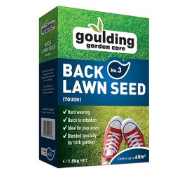 GOULDING No.3 Lawn Seed 500g | 386707