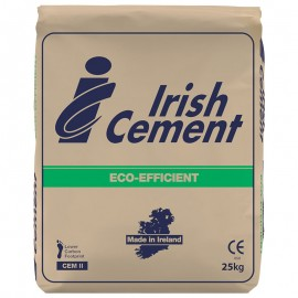 Irish Cement Bag 25kg | 25203