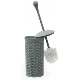 JVL Loop Toilet Brush GREY   401069