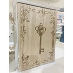 Wooden Key Cabinet   426764