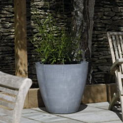 KETER Patio Planter 35cm DOVE GREY | 423482