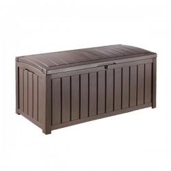 KETER Glenwood Garden Storage Box BROWN | 42664