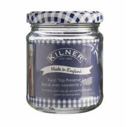 KILNER Round Twist Top Jar 93ml | 414820