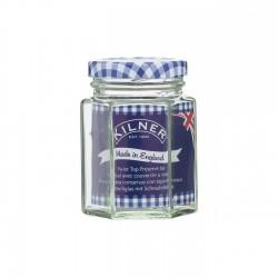 KILNER Hexagonal Twist Top Jar 110ml | 414823