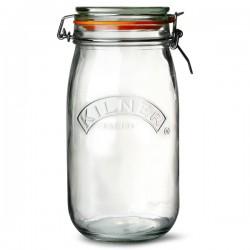 KILNER Round Clip Top Jar 1.5L | 414847