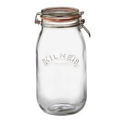 KILNER Round Clip Top Jar 2L | 414848