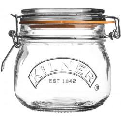 KILNER Round Clip Top Jar 500ml | 414838