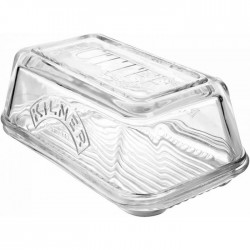 KILNER Butter Dish & Cover | 414850