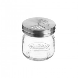 KILNER Storage Jar with Shaker Lid .25L | 415322