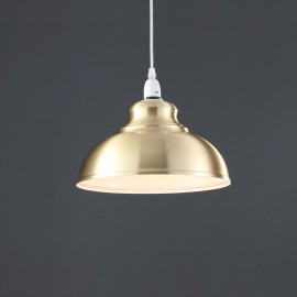 Gallery Easy Fit Pendent SATIN BRASS   425282