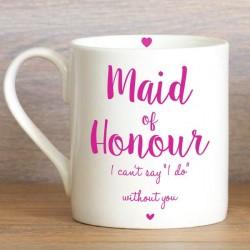 Maid Of Honour Mug | 428500