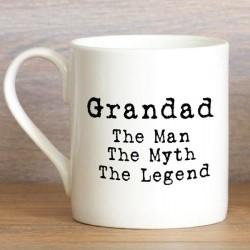 Grandad - The Man, Myth, Legend Mug | 428511