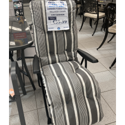 Relaxer Chair with Cushion | 60154