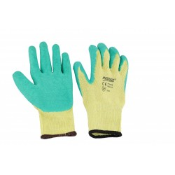 PROTOOL Green Grip Gloves Size 10 - 1 Pair | 397759