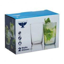 RAVENHEAD ENTERTAIN Set of 2 Mojito Glasses 52cl | 415364