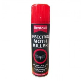 RENTOKIL Insectrol Moth Killer Spray 250ml | 387929