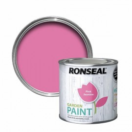 RONSEAL Garden Paint PINK JASMIN 250ml   75613