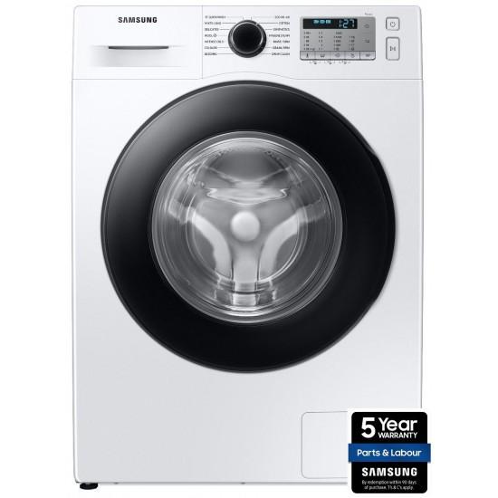 SAMSUNG 8KG 1400RPM Ecobubble Washing Machine WHITE   WW80TA046AH