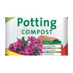 Shamrock Potting Compost 70 Litre   427000