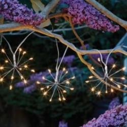 SMART GARDEN Starburst Lights Set of 10 | 401344