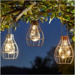 SMART GARDEN Eureka Firefly Lantern MEDIUM | 420017