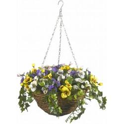 SMART GARDEN Pansy Easy Basket | 420024