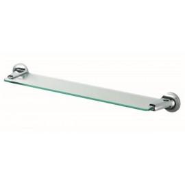 TEMA Arno Glass Shelf CHROME   47628