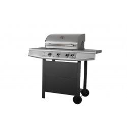 Texas 3 Burner BBQ | AG-SR3P-1SS