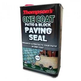 Thompson's One Coat Patio & Block Paving Seal 5L   72954