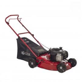 VICTOR 18in BS450 Series 3in1 Steel Deck Push Lawnmower   XSS48