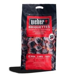 WEBER Briquettes 8 kg | 403009