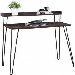HAVEN Retro Desk ESPRESSO   431280