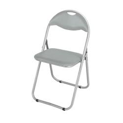Metal Folding Chair GREY   425080