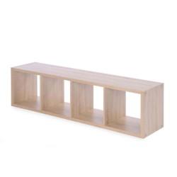 MAX 4 Cube Unit OAK   431268