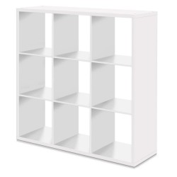 MAX 9 Cube Unit WHITE   431273