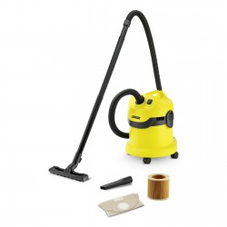 Karcher Wet and Dry Vacuum Cleaner WD2 | 1.629-763.0