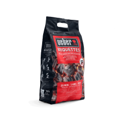 Weber Briquettes 4 kg | 403036