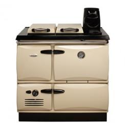 Stanley Donard 60 Solid Fuel Cooker Cream Enamel | D02SFHBDCR
