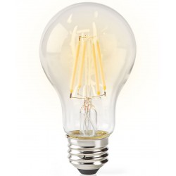 Nedis Wi-Fi Smart LED Filament Bulb E27 A60 5W 500 lm Clear | 381827