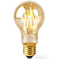 Nedis Wi-Fi Smart LED Filament Bulb E27 A60 5W 500 lm | 306183